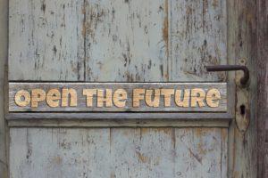 未来へのドア