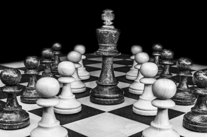 チェスの駒 キング