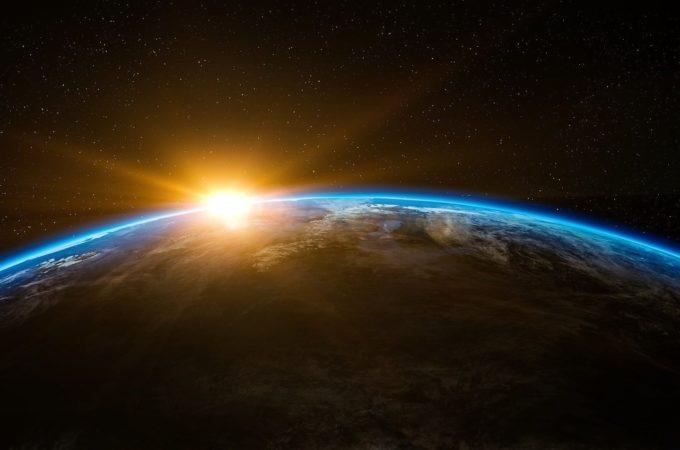 惑星 日の出